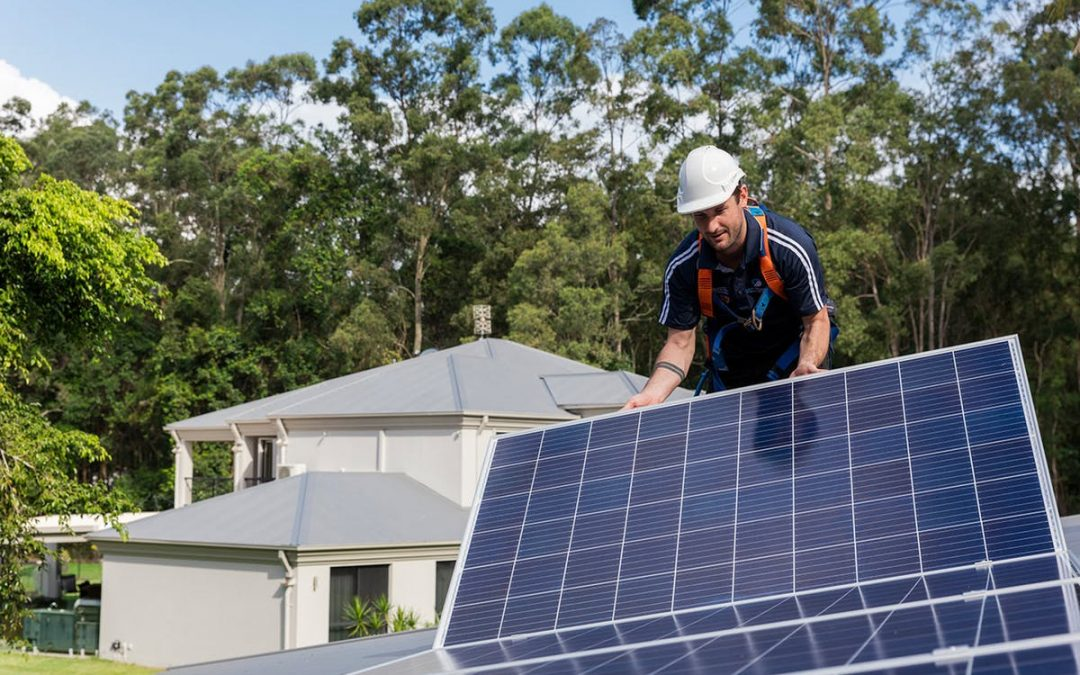 Solar power review: Merewether family makes the switch to solar