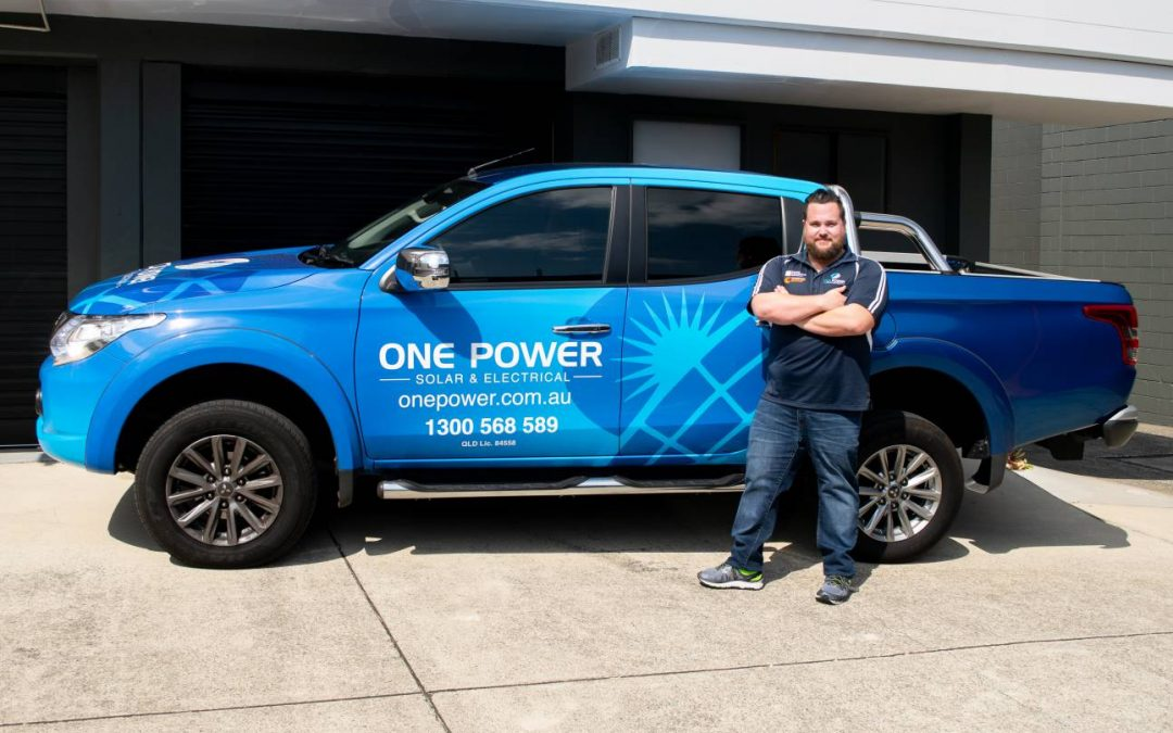 2018 Gold Coast Young Entrepreneur Awards recognise One Power Solar's growth and innovation