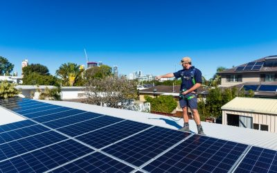 Solar power review: local family makes the switch to solar